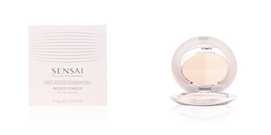 Compact powder SENSAI CP pressed powder Kanebo
