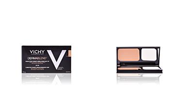 Foundation makeup DERMABLEND fond de teint correcteur compact 12h Vichy