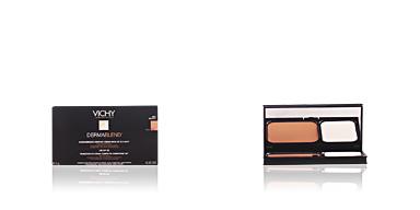 Base de maquillaje DERMABLEND fond de teint correcteur compact 12h Vichy
