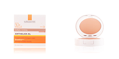Faciais ANTHELIOS XL compact-crème unifiant SPF50+ La Roche Posay