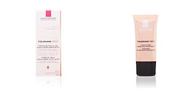 Fondation de maquillage TOLERIANE TEINT fond de teint crème d'eau hydratante La Roche Posay