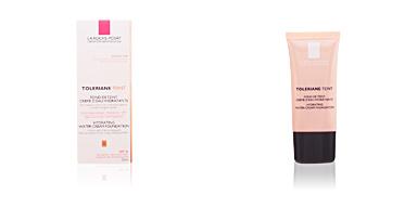Base maquiagem TOLERIANE TEINT fond de teint creme d'eau hydratante La Roche Posay