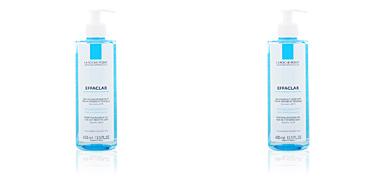 Limpiador facial EFFACLAR gel moussant purifiant La Roche Posay