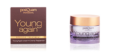 Skin lightening cream & brightener YOUNG AGAIN cream Postquam