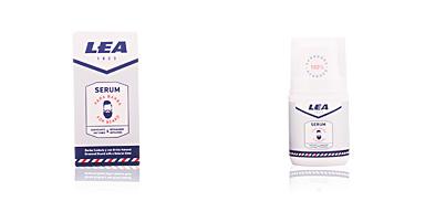 Produtos para barba BARBA serum suavizante y reparador Lea