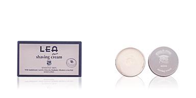 Shaving foam CLASSIC crema de afeitar en lata de aluminio Lea