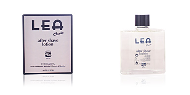 Aftershave CLASSIC loción after-shave Lea