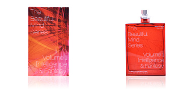THE BEAUTIFUL MIND intelligence & fantasy eau de parfum vaporizzatore Escentric Molecules