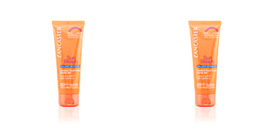 Viso SUN BEAUTY comfort touch cream gentle tan SPF50 Lancaster