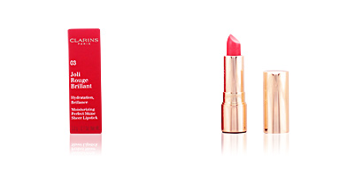 JOLI ROUGE BRILLANT hydratation brillance Clarins