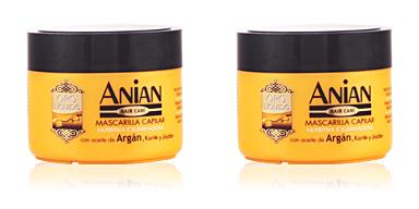 Mascarillas ORO LÍQUIDO mascarilla con aceite de argán Anian