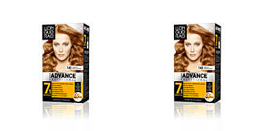 Tintes COLOR ADVANCE #7,43-cobrizo medio dorado Llongueras
