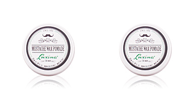 Hair Styling Fixers MUSTACHE wax pomade Luxina