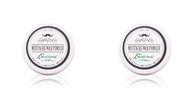 Cuidado de la barba MUSTACHE wax pomade Luxina