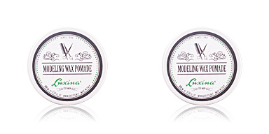 Fixation et Finition MODELING wax pomade Luxina