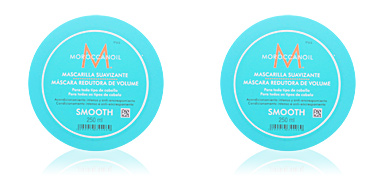 Hair mask for damaged hair SMOOTH mask Moroccanoil