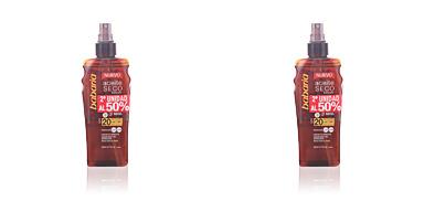 Babaria SOLAR ACEITE SECO COCO SPF20 spray SET 2 pz
