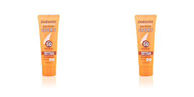 SOLAR SPORT crema solar facial waterproof SPF50 75 ml Babaria