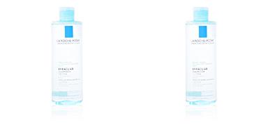 EFFACLAR eau micellaire purifiante peaux grasses et sensibles La Roche Posay