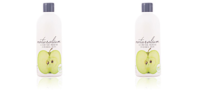 Shower gel GREEN APPLE bath and shower gel Naturalium