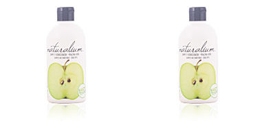 Champús GREEN APPLE shampoo & conditioner Naturalium