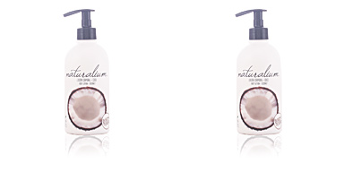 Hidratante corporal COCONUT body lotion Naturalium