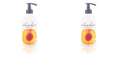 Body moisturiser PEACH body lotion Naturalium