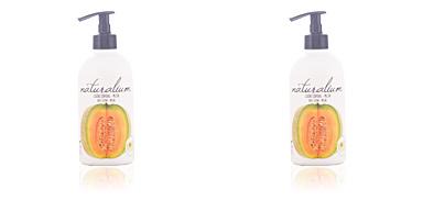 Hidratação corporal MELON body lotion Naturalium