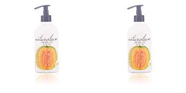 Body moisturiser MELON body lotion Naturalium
