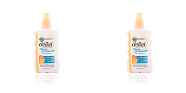 Body CLEAR PROTECT spray transparente SPF50+ Delial