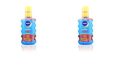 Nivea SUN PROTEGE&BRONCEA aceite SPF20 200 ml