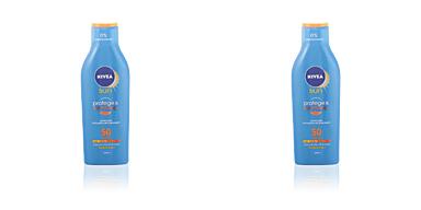 Corporais SUN PROTEGE & BRONCEA leche SPF50 Nivea
