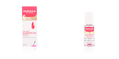 Nail polish NAIL BEAUTY top coat efecto gel Mavala
