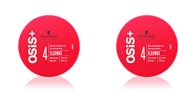 Hair Styling Fixers OSIS FLEXWAX texture ultra strong cream wax Schwarzkopf