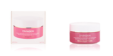Anti aging cream & anti wrinkle treatment DIVINSKIN soin jour & nuit Jeanne Piaubert