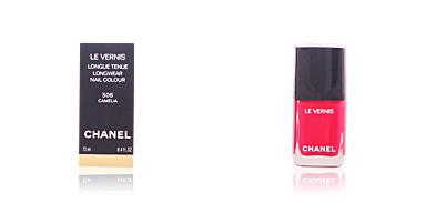 LE VERNIS #506-camelia Chanel