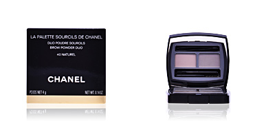Chanel LA PALETTE SOURCILS #40 naturel 4 gr