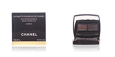 Chanel LA PALETTE SOURCILS #50 brun 4 gr