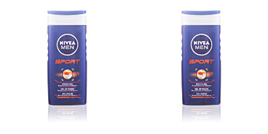 Nivea MEN SPORT gel de ducha 250 ml