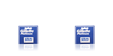 Razor blade PLATINUM recambios Gillette