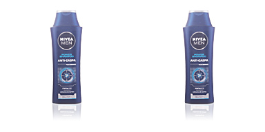 Champú anticaspa MEN ANTICASPA POWER champú cabello normal Nivea