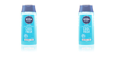 Nivea MEN COOL MENTOL champú cabello normal 250 ml