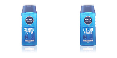 Nivea MEN STRONG POWER champú fortalecedor 250 ml