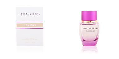 FLORISSIMA eau de parfum vaporizador Devota & Lomba