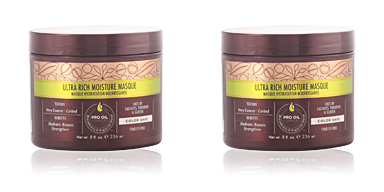 Mascarillas ULTRA RICH MOISTURE masque Macadamia