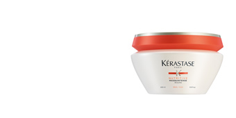 Hair mask for damaged hair NUTRITIVE masquintense cheveux épais irisome Kérastase