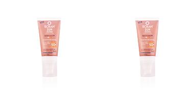 SUN LEMONOIL BRONCEA+ crema facial SPF50+ Ecran