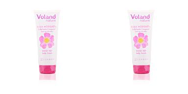 Body exfoliator VOLAND exfoliante corporal rosa mosqueta Voland Nature