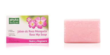 Luxana PHYTO NATURE pastilla jabón rosa mosqueta 120 gr