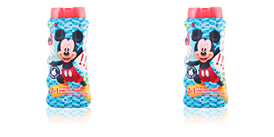 Gel de banho MICKEY 2 en 1 bubble bath & shampoo Cartoon